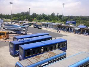 The Banglashree scheme, launched by chief minister Mamata Banerjee on 18 July with a fleet of 20 Volvo buses, aims to connect district headquarters with Kolkata.