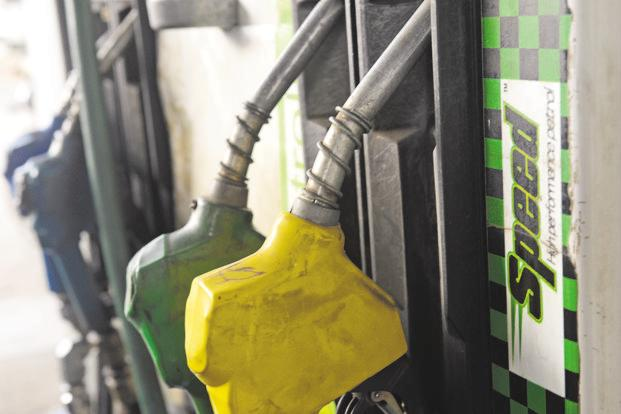 Petrol Prices: Naidu Put Pressure On KCR..