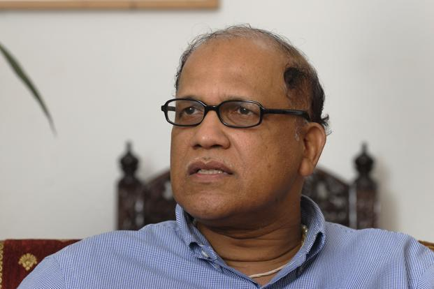Former Goa CM Digambar Kamat has countered the claim that the Maharashtravadi Gomantak Party exerted pressure in 2009 to stall the ban of Sanatan Sanstha. Photo: Abhijit Bhatlekar/Mint
