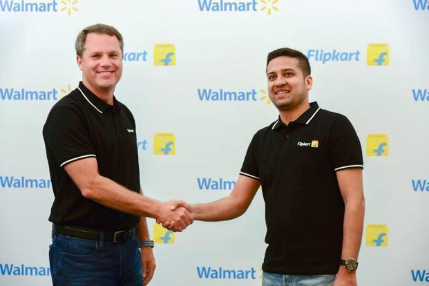 Walmart Inc.'s $16 billion acquisition of e-commerce giant Flipkart Online Services Pvt. Ltdthis year was the biggest-ever takeover by a foreign buyer in India. Photo: PTI