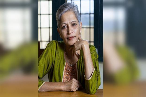 Gauri Lankesh was murdered on 5 September 2017.