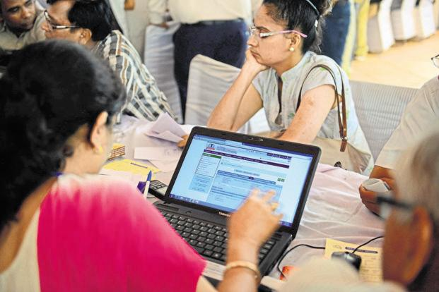 ITR late filing penalty for AY 2018-19 has to be paid, irrespective of whether there is any tax due or not. Photo: Pradeep Gaur/Mint