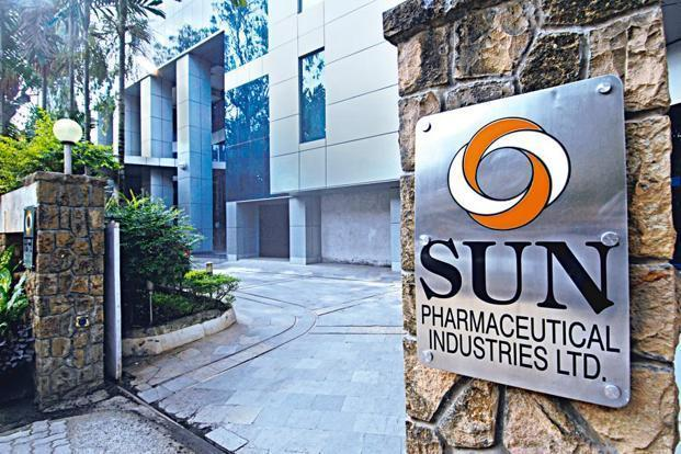 Shares of Sun Pharma fell 3.72% from its previous close to ₹639.50 on the BSE.