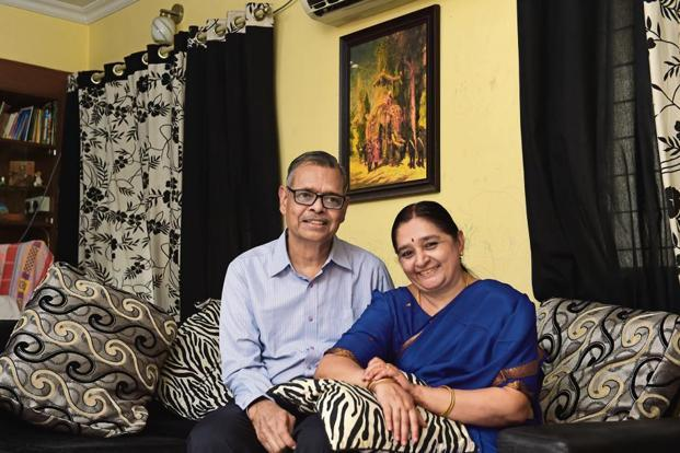 For Ramachandran, the major goal was investing his retirement corpus in a way that he and his wife could get regular income. Photo: Sai Sen/Mint