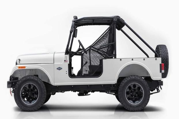 Fiat Chrysler has alleged that the Mahindra Roxor is 'a nearly identical copy of the iconic Jeep design'.