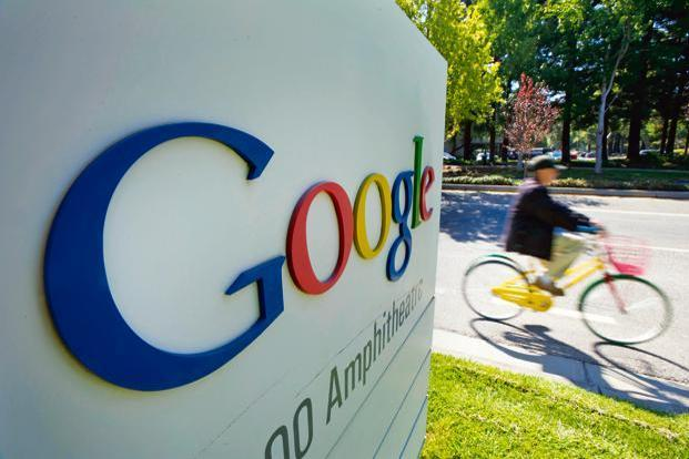 Google executives urged employees to remain true to their values, and trust that the internet can make lives better for people around the world, despite its flaws. Photo: Bloomberg