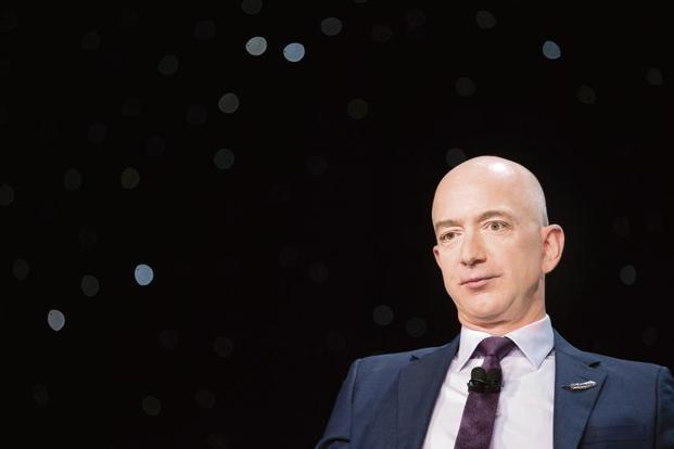 Amazon HQ2 speculation swirls as Jeff Bezos heads to DC