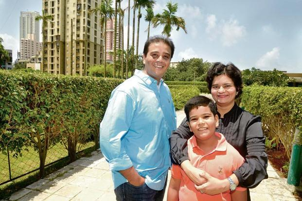 Mufazzal Arif was let off from a company in California in October 2008 when his wife was pregnant and they had just booked a house in the US. Photo: Abhijit Bhatlekar/Mint