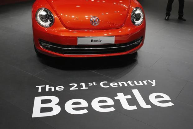 In the 1960s, the Beetle was a small-is-beautiful icon of the postwar baby boom generation. Photo: Reuters