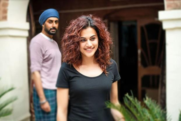 Anurag Kashyap's comedy drama Manmarziyaan starring Abhishek Bachchan, Taapsee Pannu and Vicky Kaushal is the director's first full-on love story. Photo: Reuters