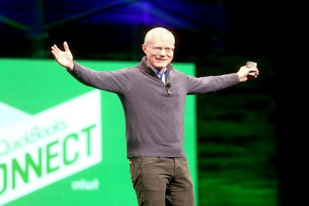 Intuit founder Scott Cook built robust routines in the company that fostered innovation. Photo: AFP