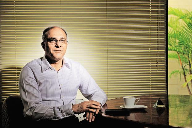Rajeev Talwar , CEO DLF. Photo: Mint