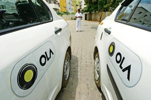 Ola is currently India's second-most valuable internet start-up after Paytm. Photo: Mint.