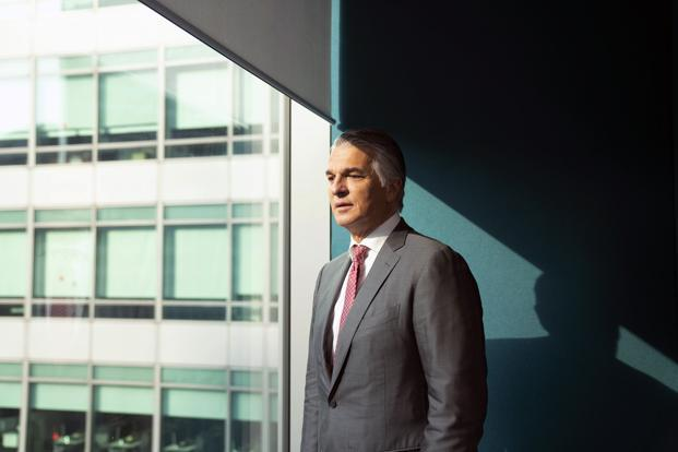 Sergio Ermotti, chief executive officer of UBS Group AG. Photo: Bloomberg
