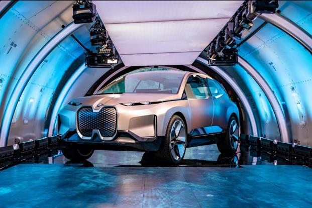 Bmw Morphs Electric Car Into An Suv Ahead Of 2021 Debut Livemint