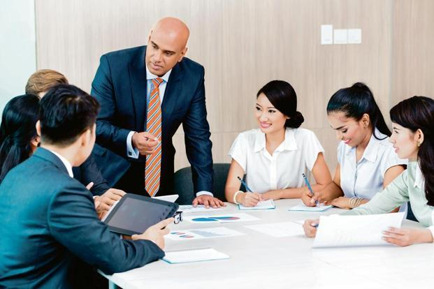 Constructive challengers are eager to engage in discussions. Photo: iStock