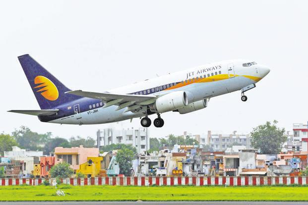 A Jet Privilege sale will be contingent on fundraising at Jet Airways as well. Photo: Reuters