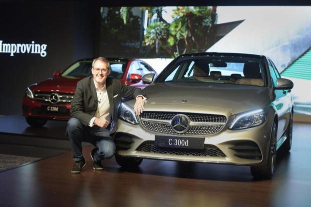 Mercedes-Benz launches new C-Class with BS-VI diesel engine
