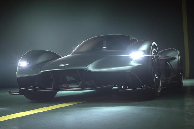 New Aston Martin Valkyrie hypercar to arrive in 2021