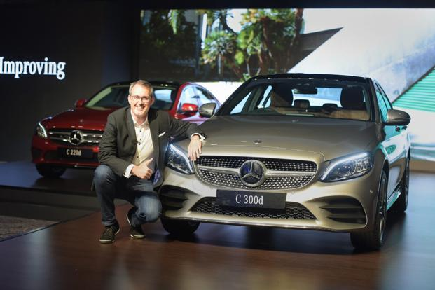 Launching EVs in India not a viable business case right now: Mercedes