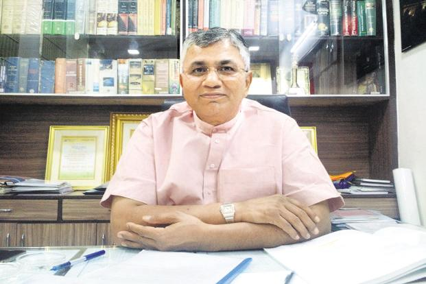 Minister of State for Corporate Affairs PP Chaudhary