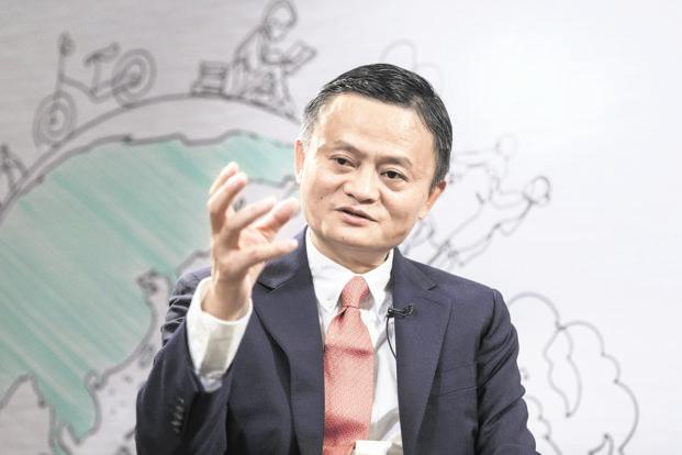 Jack Ma will step down as Alibaba's executive chairman in one year to make way for the next generation of leaders at the $420 billion e-commerce giant. Photo: Bloomberg