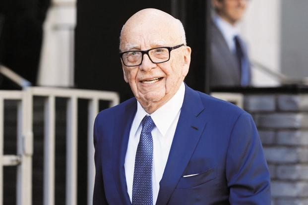 Rupert Murdoch ends Sky control with Comcast stake sale