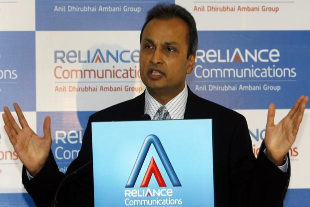 A file photo of industrialist Anil Ambani. Once India's No. 2 mobile-phone service, Rcom took on debt and lost market share amid a withering price war that eventually led to its exit and lawsuits from vendors.