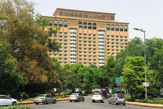 Tata's IHCL retains Taj Mansingh Hotel after NDMC auction