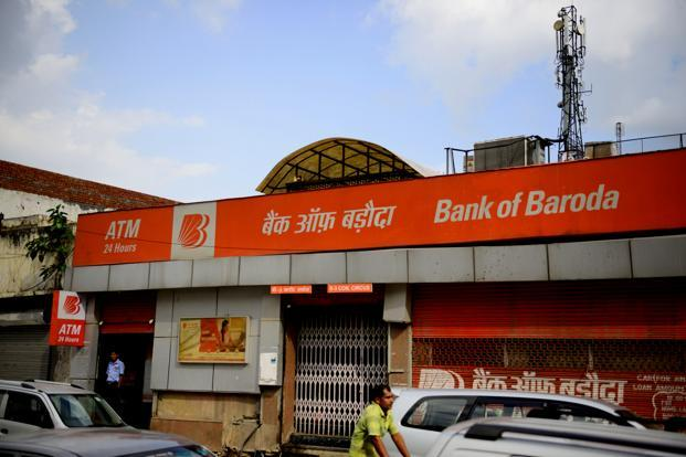 After the merger of Bank of Baroda, Vijaya Bank and Dena Bank, the number of public sector banks will come down to 19. Photo: Pradeep Gaur/Mint