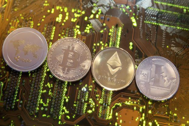 Bitcoin has fellen by more than half this year to $6,655. Photo: Reuters