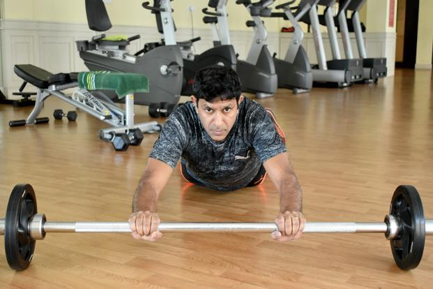 Rahul Agarwal believes that being fit helps leaders to get through a difficult day. Photo: Jithendra M./Mint
