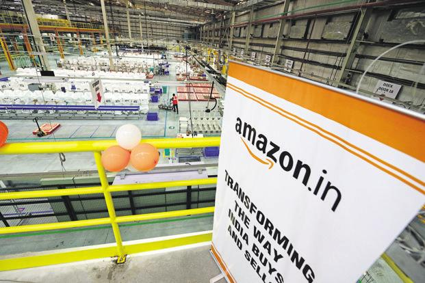 Amazon will raise the minimum wage for all employees starting November. Photo: Mint