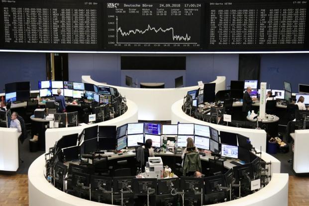 European and asian markets