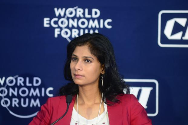 Gita Gopinath was born in Kolkata, but did her schooling in Mysore where her family is settled. Photo: Ramesh Pathania/Mint