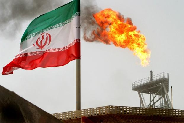 Oil prices steady after Iranian exports fall further