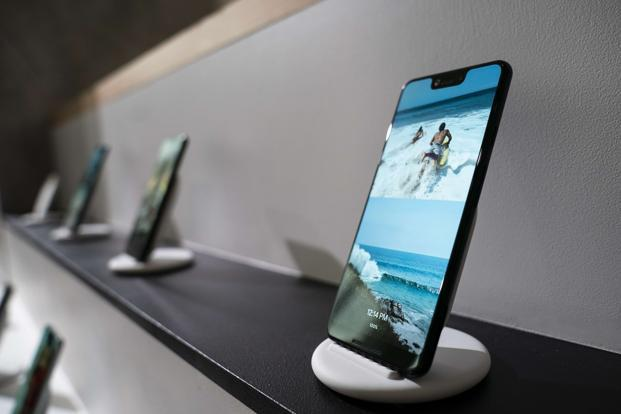 At an event on Tuesday to show off its gadgets, Google talked about some features that seemed clever and useful. Photo: AFP