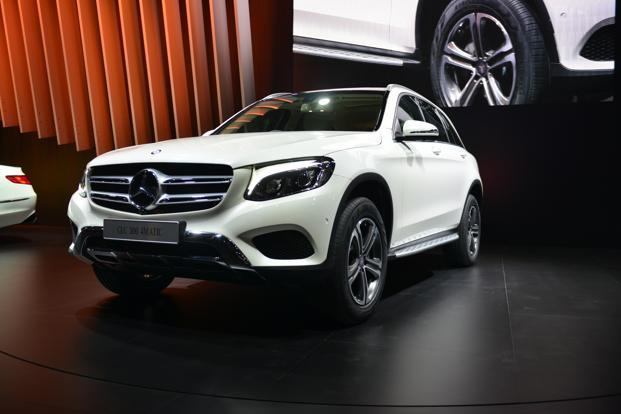 Mercedes-Benz last month unveiled the brand's first all-electric vehicle, the EQC crossover, as part of a push to roll out 10 purely battery-powered vehicles by 2022.