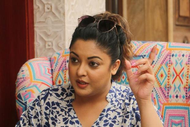 Actor Tanushree Dutta accused co-star Nana Patekar late last month of sexual harassment on a film set ten years ago. Photo: Reuters