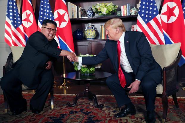 Korea Walks Back Possibly Removing Sanctions Against N. Korea