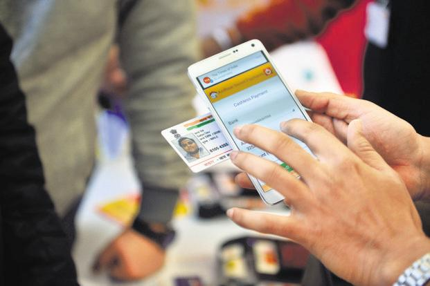 Telecom firms were asked to submit a plan by 15 October in line with Supreme Court's Aadhaar verdict last month. Photo: Pradeep Gaur/Mint