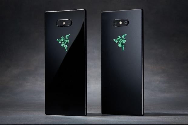 The Razer Phone 2 is designed around gaming—it features a 5.7-inch 1440p UltraMotion display with a refresh rate of 120Hz