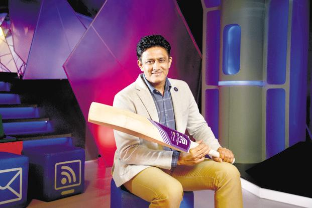 The start-up of Anil Kumble, Spektacom, already experimented with the concept in the Premier League of Tamil Nadu. Photo: Abhijit Bhatlekar / Mint