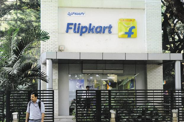 Walmart agreed to buy 77% in Flipkart for $16 billion in May.