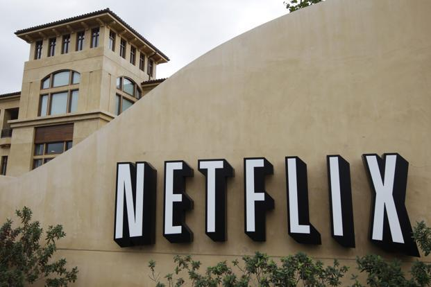 Netflix eases Wall Street worries with record quarter