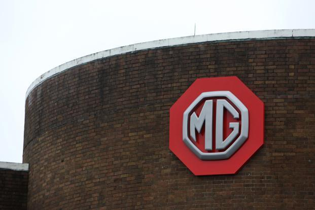 MG Motor to drive in electric SUV in India by first half of 2020
