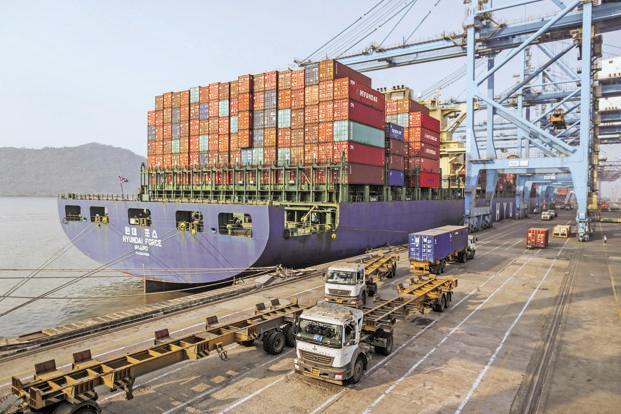 Trade deficit at 5-month low despite oil pressures
