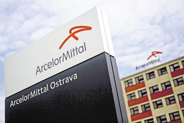 In May, ArcelorMittal was understood to have transferred ₹7,000 crore to an overseas escrow account of State Bank of India to show its commitment towards settling the unpaid dues of Uttam Galva Steels and KSS Petron. Photo: Bloomberg
