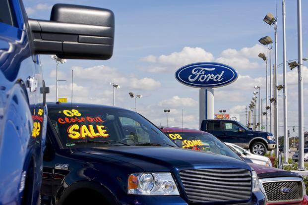 Mahindra Ford India Partnership Goes To The Next Level Livemint