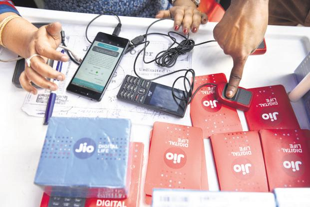 Reliance Jio has begun onboarding Jio GigaFiber customers and is ramping up resources wherever there is demand, connecting customers in all of these areas. Photo: Mint